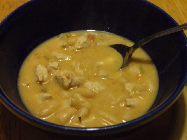 #smartchoicehealthyliving.com,#White Chicken Chili